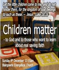 Children Matter To God
