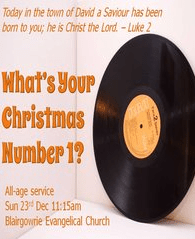 What's Your Christmas Number One?